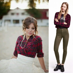 Transitioning Into Fall: Plaid