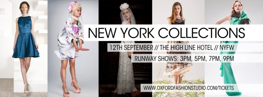 NEW YORK COLLECTIONS – #NYFW