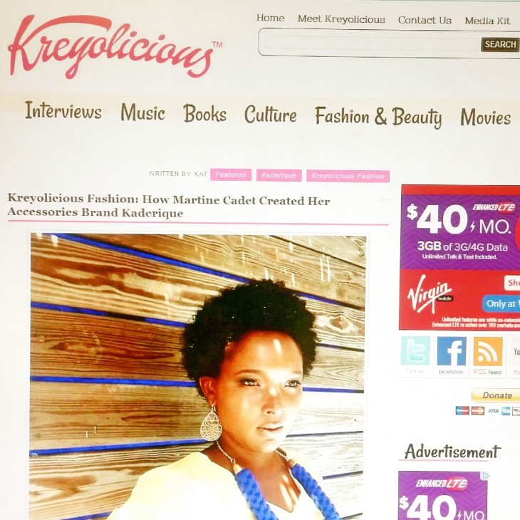 Interview with Blogger Kreyolicious💕