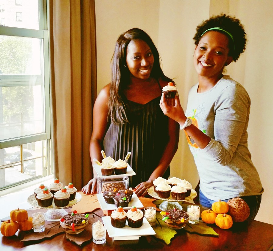 Top Shelf Treats Halloween Cupcakes! SoYummy…