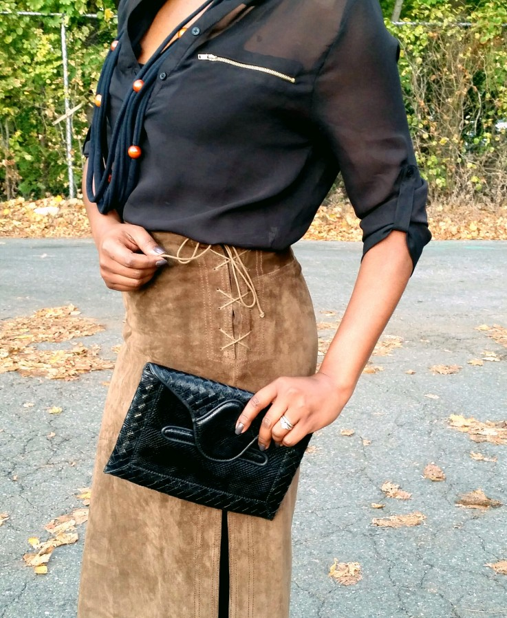 Suede: A FashionableLuxe